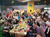 Turkcell Global Bilgi Ailesi 23 Nisan'ı çalışanlarının çocuklarıyla kutladı