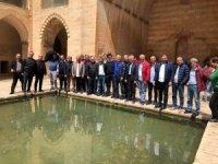 Dayanışma Platformu üyeleri Diyarbakır ve Mardin'i gezdi