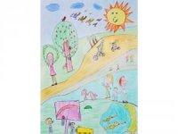 """""""Çocuk Gözüyle Sağlık"""" resim yarışması sonuçlandı"""