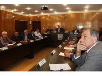 İncesu'da Nisan ayı meclis toplantısı yapıldı