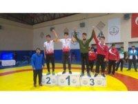 Pazarlar Anadolu Lisesi'nden sporda bir başarı daha