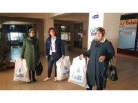Kent Konseyi Kadın Meclisi mahkumları ziyaret etti