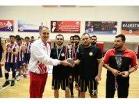 ERÜ Basketbol Takımı Namağlup Şampiyon