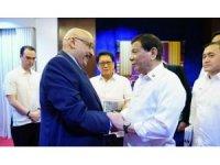 Filipinler ve Kuveyt'ten Filipinli işçilerin refahı için anlaşma