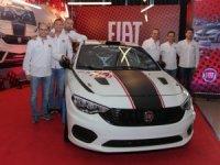 Fiat'tan gençlere ve motor sporlarına büyük destek