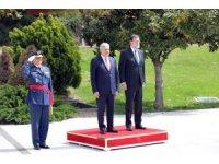 Başbakan Yıldırım İspanya'da