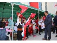 Battalgazi Belediyesi 23 Nisan etkinliği düzenledi