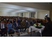 Eğitimci Yazar Tanışır, Eleşkirt'te gençlerle buluştu