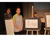 'Ağırnaslı Sinan' temalı resim yarışması sona erdi
