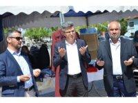 Başkan Yardımcısı Avcıoğlu Bozüyük Sosyal Aile Derneği Kermesinin açılışına katıldı