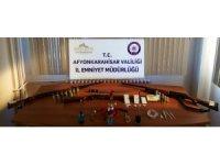 Afyonkarahisar merkezli uyuşturucu operasyonu: 11 gözaltı