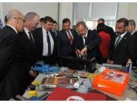 Başbakan Yardımcısı Şimşek ve Bakan Özlü'den GSO-MEM'e ziyaret