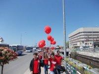 BEÜ'lü öğrencilerden sosyal sorumluluk projesi