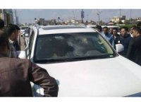 IKYB Bağımsız Seçim komiserliği üyesine silahlı saldırı