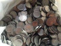 Yer Harput;Taşı çektiler binlerce madeni para döküldü