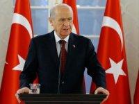 MHP Genel Başkanı Bahçeli: Gül'ün adaylığı üzerine sinsi bir strateji devrede