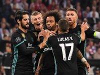 Real Madrid geriden gelerek kazandı