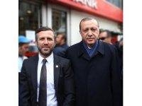 """Dr. Özen, """"İlk devlet başkanımız olması için çalışmak istiyorum"""""""