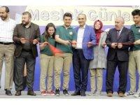 Eğitim ve kariyerine yön vermek isteyenler Arnavutköy'de buluştu