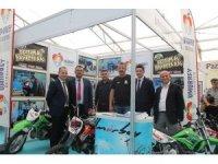 Güvenli Motosiklet Eğitimi 21. Proje Pazarı'nda
