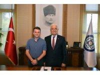 Başkan Gürün Usta-Çırak Projesi İle Gençlerle Buluştu