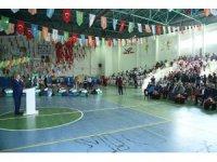 Yeşilyurt Belediyesi'nden amatör spor kulüplerine malzeme desteği