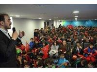 """Yazar Şeref Yumurtacı: """"Birçok futbolcu yeşil sahalardan Çanakkale'de cepheye koştu"""""""