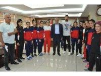 Belediye Genç Kızlar Hentbol takımı Türkiye finallerinde