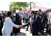 """Bakan Sarıeroğlu: """"7,4'lük büyüme performansına ulaştık"""""""