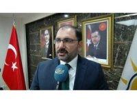 AK Parti Batman İl Başkanı istifa etti