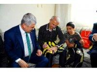 Çetin'e Kiltepe Mahallesinde Yoğun İlgi