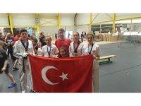 Yunanistan'daki taekwondo şampiyonasında milli sporcumuz çeyrek finalde 5. Oldu