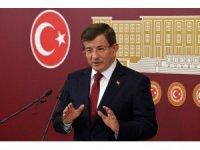 """Davutoğlu: """"Önümüzdeki milletvekilliği seçimlerinde milletvekili adayı değilim"""""""