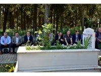 Gedik mezarı başında anıldı