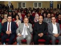Genel Sekreter Yalçın, tecrübelerini öğrencilerle paylaştı