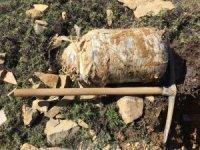 Tunceli'de M-16 silah, mayın ve güçlendirilmiş 3 adet EYP ele geçirildi