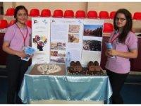 Öğrenciler yaptıkları projelerle hünerlerini sergilediler