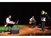 SAÜ'de konserler devam ediyor