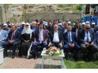Eyyübiye'de Abdulkadir Yüksel parkı açıldı