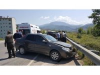 Yenice'de kaza: 1 yaralı
