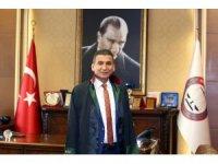 Mersin Barosu Başkanı Ali Er, istifa etti