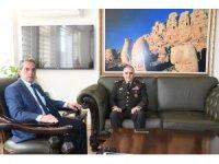 15 Temmuz Gazisi Tuğgeneral Davut Ala Adıyaman'da
