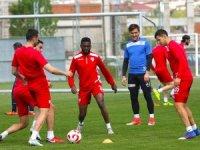 Boluspor, Eskişehirspor maçı hazırlıklarını tamamladı