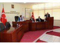 İl Koordinasyon Kurulu ikinci toplantısını Vali Çeber başkanlığında yaptı
