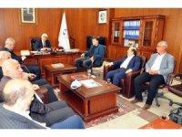 Sorgun Belediye Başkanı Şimşek görevinden istifa etti