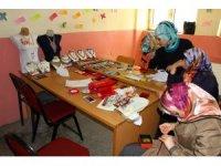 Hizan'da takı tasarım kursuna yoğun ilgi