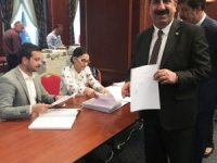 Genel Başkan Nihat Çelik, Ak Parti Van Milletvekilli Aday Adayı
