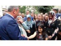 Görevinden istifa eden Burdur Valisi Yılmaz, Burdur'dan ayrıldı