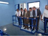 İçme suyu ve kanalizasyon hattının açılışı yapıldı