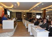Manisa'da bağımlılıkla mücadele toplantısı